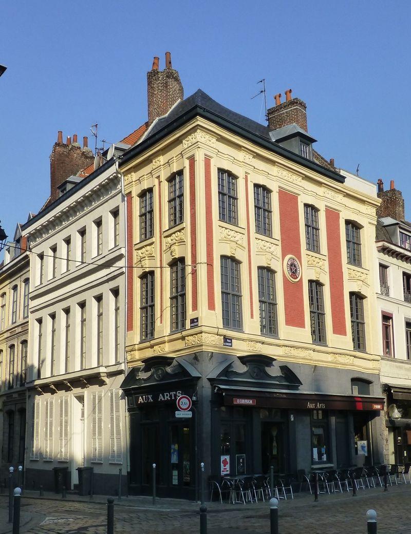 Rénovation Café des arts
