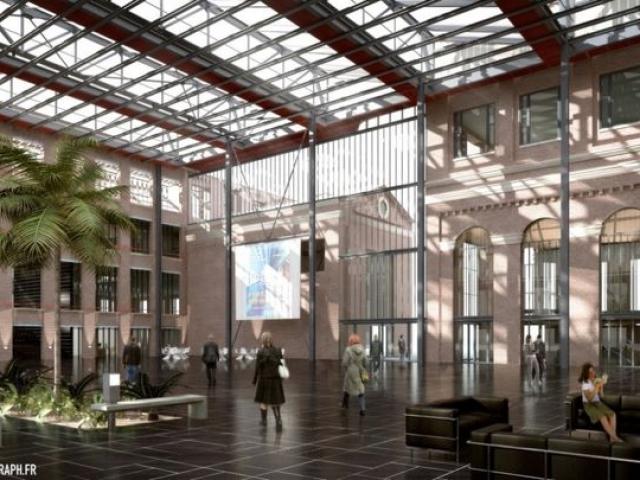 Rénovation Usine Leblan-Lafon