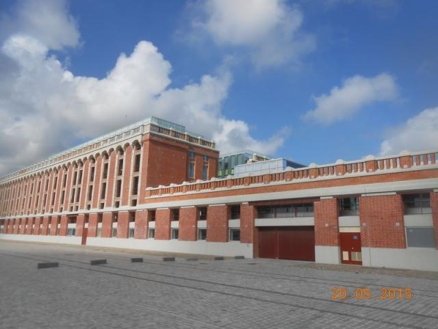 Rénovation La Halle aux sucres