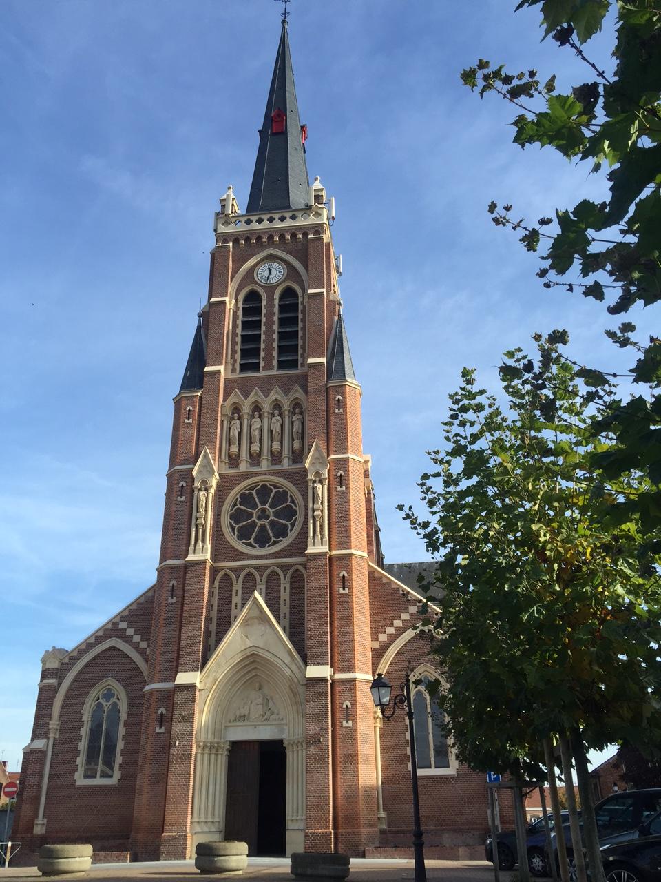 Eglise Saint-André Lez Lille